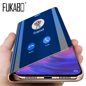 Coque socle de luxe pour Xiao mi mi 9 A2 8 Lite A1 6X 5X mi étui en cuir pour Red mi 7 Note 7 6 Pro 5 Plus 6A 4 4X couverture