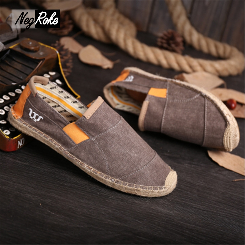 Nuevo diseño de Verano pisos casuales para hombre mocasines zapatos mary jane za
