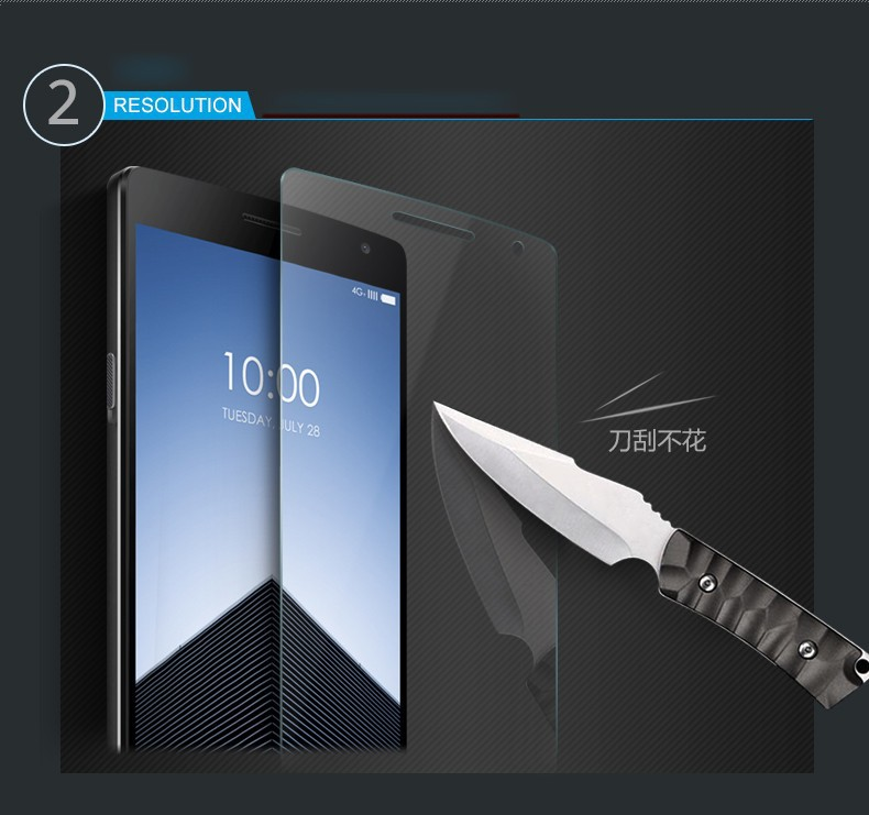 2PCS Screen Protector Film For OnePlus X Tempered Glass For OnePlus X Glass One Plus X Anti-scratch Phone Tempered Film