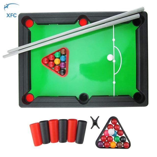 Mini Palla Da Biliardo Snooker Tavolo Da Biliardo Top Gioco Del ...