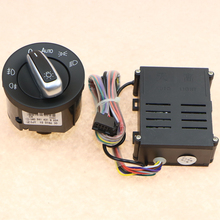 OEM AUTO HeadLight Sensor and Switch For VW Golf 4 JETTA MK4 Polo New Bora Passat B5 MK6 5ND 941 431B 5ND941431B