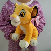 "Free Shipping 30cm 11.8"" The Lion King Simba doll Young Simba Stuffed Animals Plush Soft Toys Children Boy Gifts"