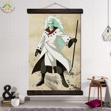 Naruto Uchiha Six Modern Wall Art Print Picture And Poster Frame Hanging Scroll Canvas Painting Home Decoration