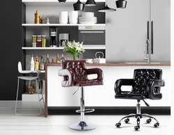 Барный стул лифт современный простой высокий стул Высокая тыльная барный стул передний стол семейный стул