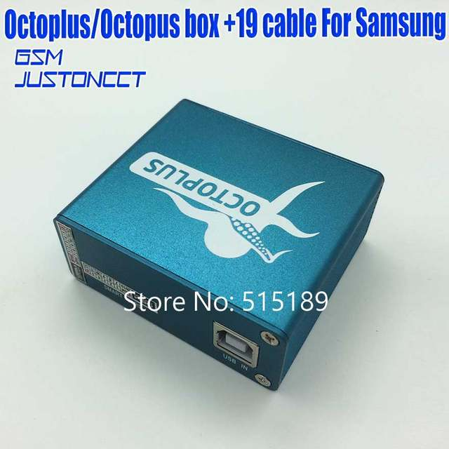 US $137 8 |Original new Octopus box V 2 6 6 for Samsung New Edition (  package octoplus box with 18 cables)ForS5& N900T&N900A&N9005      -in  Telecom