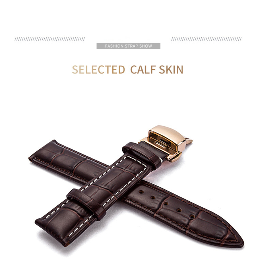 Genuine-Leather-Watch-Band-Strap-Stainless-Steel-Butterfly-Clasp-13mm-14mm-15mm-16mm-17mm-18mm-19mm (3)