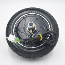 electric scooter motor brushless Scooter hub Motor wheel MOTOR for 24V 36V 48V 350W Electrice Scooter/Mini SCOOTER  8inch Wheel brush motor 36v 450w my1020zxfh decelerating motor with fan for electric tricycle scooter unite motor