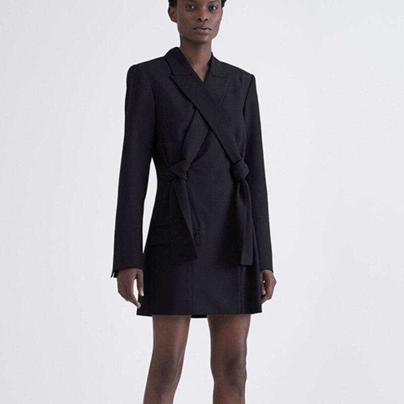Décontracté De Mode Nouveau Costumes Tenue Fête Bf189 2019 Spéciale Manteau Noir Offre À Plein Décontractés Marée Manches La Arc Solide gris uOXPZiTk