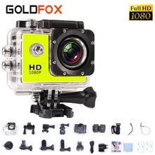 "10pcs video Camera Full HD Sport Dv 1080P 1.5"" LCD Go Waterproof Pro 30M Mini Camera Camcorder Helmet Cam SJ7000 Style"