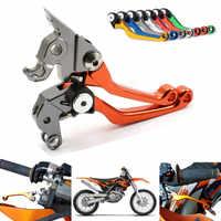 250EXC EXC-F 2014 2015 2016 250XCF-W XCF 2014 300EXC 2014 350EXC-F CNC Dirttbike Pivot Bremse Kupplung Hebel Dirt Bike Für KTM