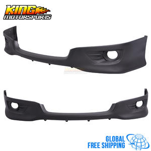 Spoiler Lower-Bumper Front FOR 10-11 Toyota/Camry/Oe-style/Front Valance PU Global Worldwide
