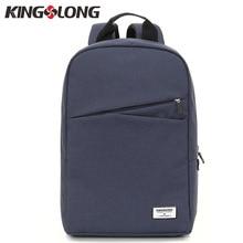 KINGSLONG Männer Rucksack 15,6 Zoll Laptop Rucksack Schulrucksack Bag Wasserdichte Daypack Schultaschen für Jugendliche #53