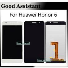 Для Huawei Honor 6/слава 6 Мулан H60-L01 H60-L02 H60-L03 H60-L04 H60-L11 H60-L12 ЖК-дисплей + сенсорный экран дигитайзер в сборе
