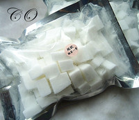 500g Bag Natural White Milk Soap Base Perfect For Diy Handmade Soap Raw Meterial For Soap