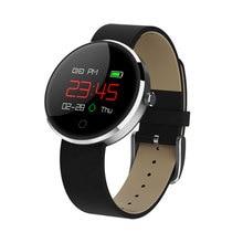 DM78  Couple Smartwatch Activity Tracker Waterproof Sport Bracelet Bluetooth Blood Pressure Heart Rate Menstrual Cycle Reminder