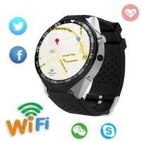ZGPAX S99C2 GSM 2G+16G Quad Core Android 5.1 Smart Watch With 5.0 MP Camera USE WiFi 18May30 Drop Ship F