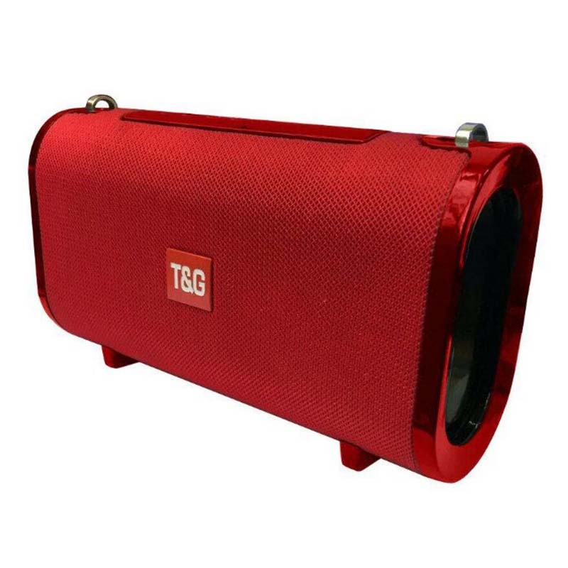 Image 4 - TG123 Waterproof Wireless Bluetooth 4.2 Speaker Super Bass Subwoofer Outdoor Sound Box FM Portable Stereo Speaker + 16G TF Card-in Portable Speakers from Consumer Electronics