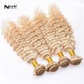 Peruano onda profunda virgem cabelo peruano feixes de cabelo 5 pcs monte 613 cabelo loiro virgem fábrica vendendo barato cabelo weave on line