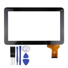 Pantalla Táctil de 10.1 pulgadas para Tablet PC MF-595-101F fpc XC-PG1010-005FPC DH-1007A1-FPC033-V3.0 FM101301KA Capacitancia Panel De Vidrio