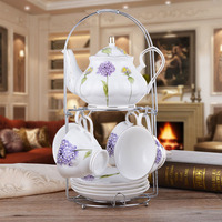 Select British Royal Bone China Coffee Cups Ceramic Tea Cup & Saucer Set Advanced Porcelain Cup For Gift,three colors available