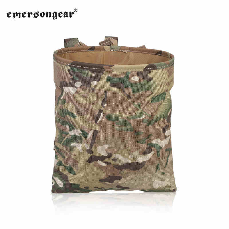 emersongear Emerson Tactical Multicam Pouch Molle Utility Organizer Hunting Drop Dump Multifunctional EDC Pouch Nylon