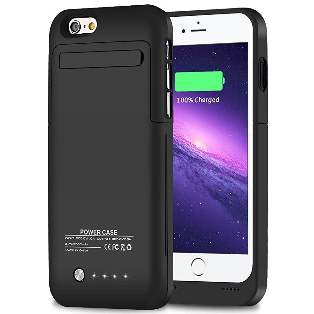 bilder für Dünne Externe für iphone 6 6 s 4,7 zoll 3500 mAh Akku Fall Akku-schutzhülle bank fall für iPhone 6