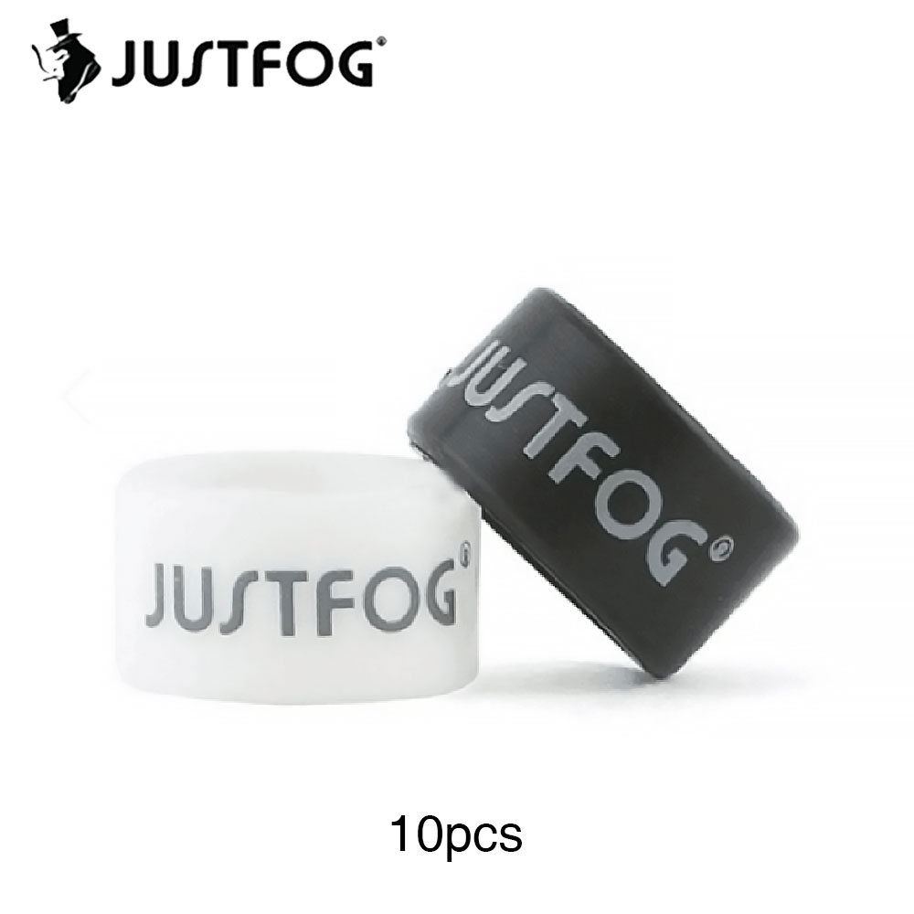 10pcs/pack Original JUSTFOG Rubber Band High Quality Rubber E-cig Vape Accessories Protective Band  for P14A/C14/Q14/Q16/Q16C10pcs/pack Original JUSTFOG Rubber Band High Quality Rubber E-cig Vape Accessories Protective Band  for P14A/C14/Q14/Q16/Q16C