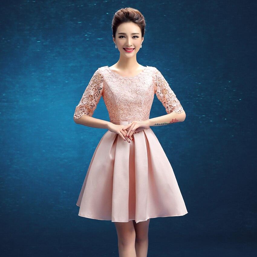 Смотреть вечерние платья короткие