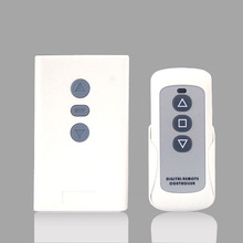 Wireless Remote Controller and Receiving ControlleAr for Electric Projector Screens