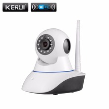 720 P Red de Seguridad CCTV WIFI cámara IP Megapixel HD Inalámbrico Digital IR cámara de Visión Nocturna Por Infrarrojos de Seguridad sistema de alarma