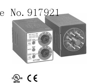 [ZOB] GT3W-A11AF20N idec imports from Japan and the spring multifunction timer GT3W-A11AD24N Relays --3pcs/lot