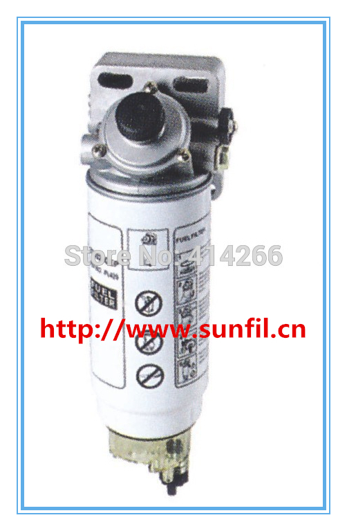 fuel filter diesel turbocharger engine FS19907 1433649 PL420 SOLARIS  head pump,FREE SHIPPING