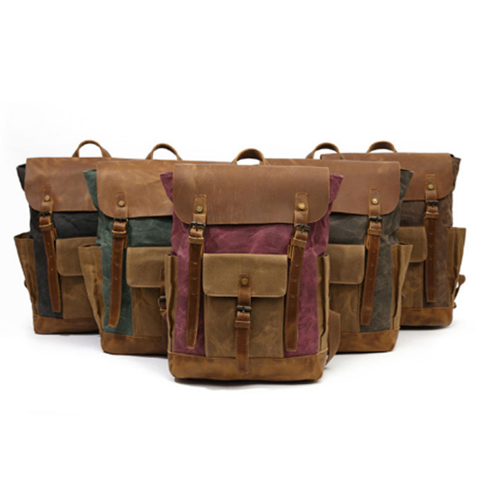 NEW backpack Vintage canvas Male bag High capacity travel laptop bags Designer high quality backpacks High student school bag backpack nylon casual high capacity travel bag backpacks fashion men and women designer student school bag laptop bags backpack