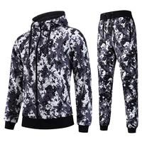 AIRAVATA Mens Tracksuit Sportswear Hoodies Pants Men Full Printing Set Mens Stylish Designer Sweatsuit For Fashion