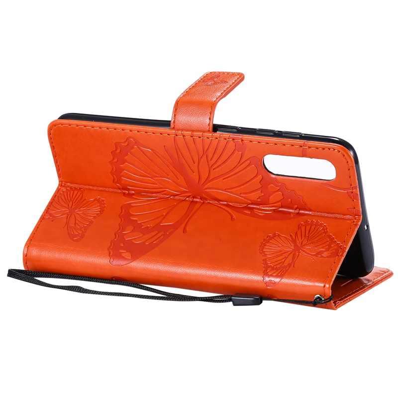 SsHhUu кожаный чехол для Samsung Galaxy J3 J5 J7 J8 J4CORE J730 J530 J330 J7DUO J5primeCase бабочка чехол-портмоне с откидной крышкой чехол для телефона