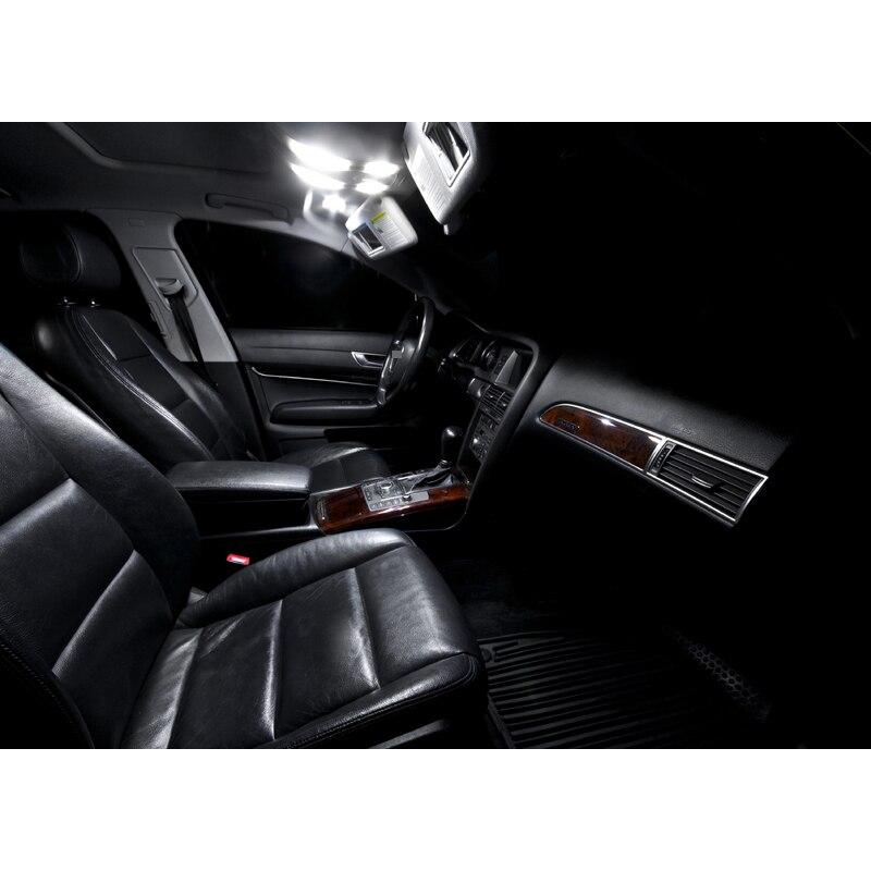 XIEYOU 13 ədəd LED Canbus Daxili işıqlar dəsti A6 S6 C7 (2012+) - Avtomobil işıqları - Fotoqrafiya 3