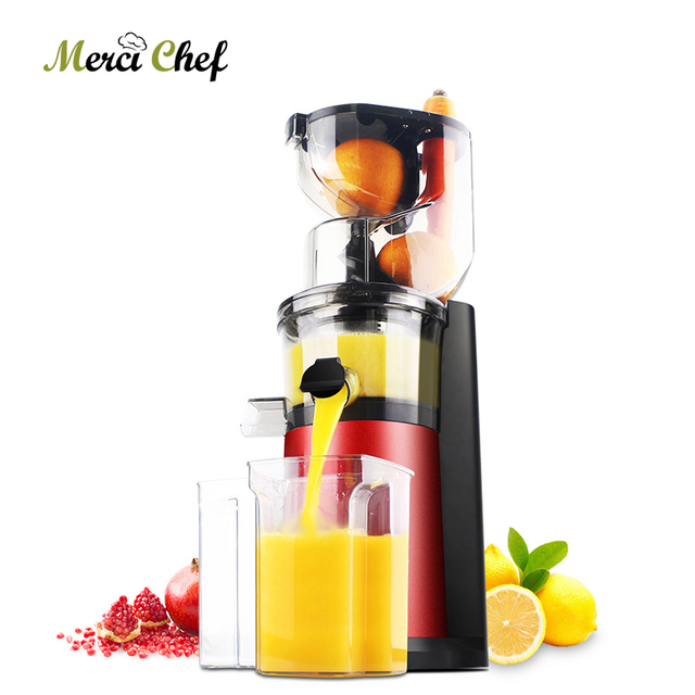 ITOP 2019 New Arrival Slow Juicer Fruit Squeezer Juice Extractor Large Mouth Slow Juicer Fruit Vegetable Citrus Low Speed Juicer
