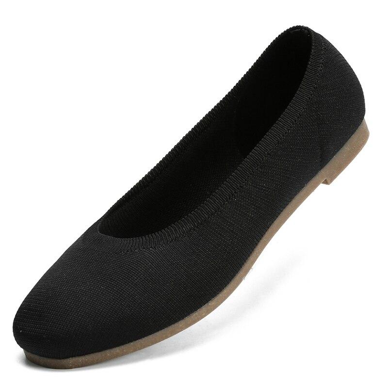 0136bd628e3d64 Prix red Femmes De Infirmière D'été Mocassins Xingse Femelle kaki Chaussures  Plat Marche black Brown Usine Confortable Mère Souple ...
