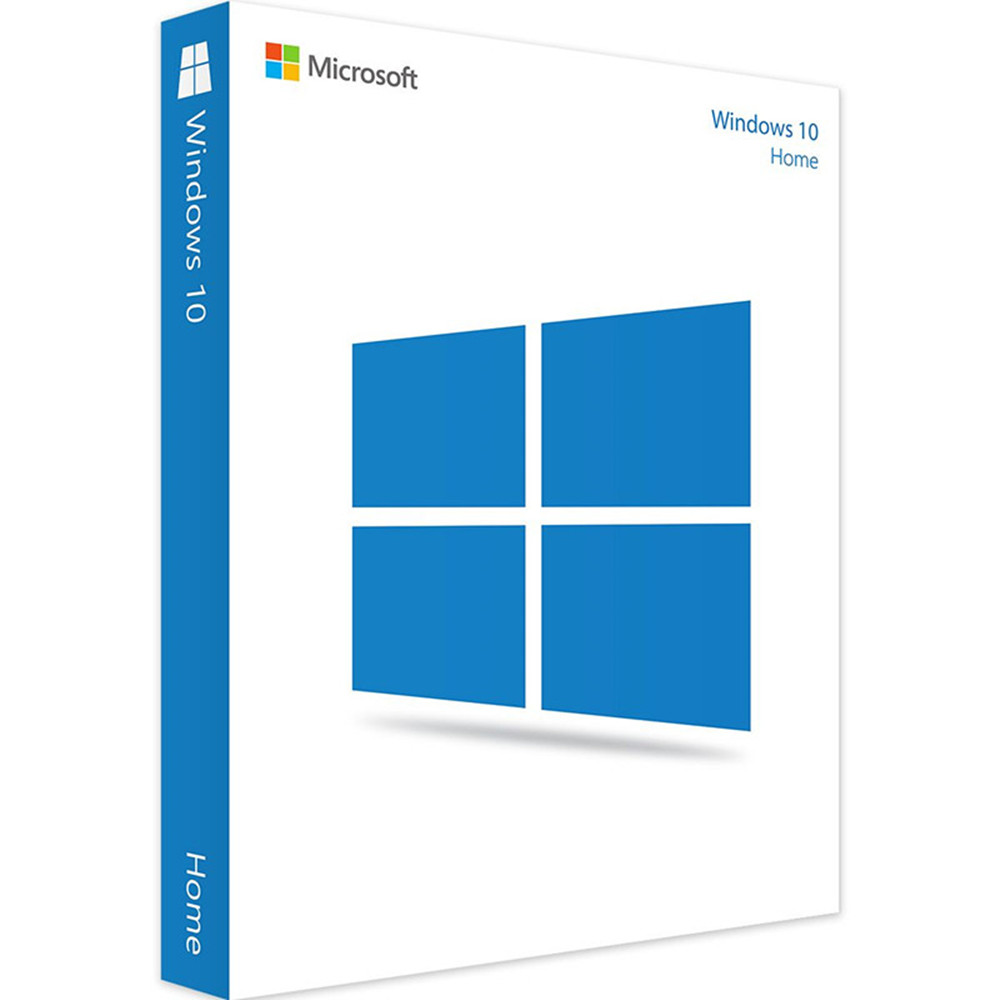 Microsoft Usb-Drive 1-License-Product Windows-10 Box Retail-Boxed Key-Card Home-Operate-System