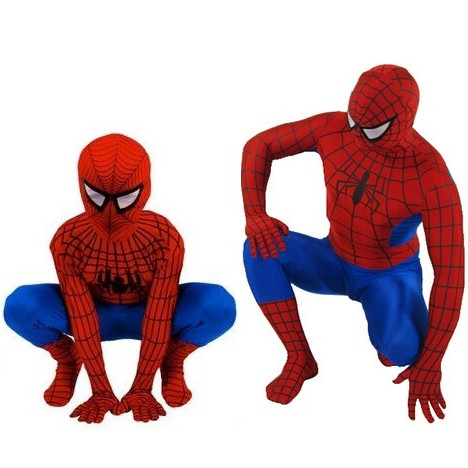 spiderman clothes for adults spiderman adult lycra costume boy kids spiderman cosplay costume suit kids 3d jumpsuit blue