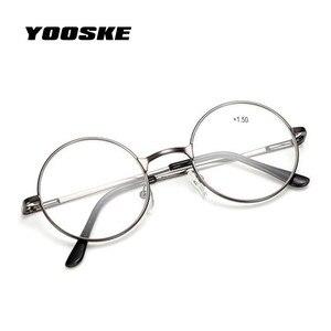 YOOSKE Reading Glasses Retro M