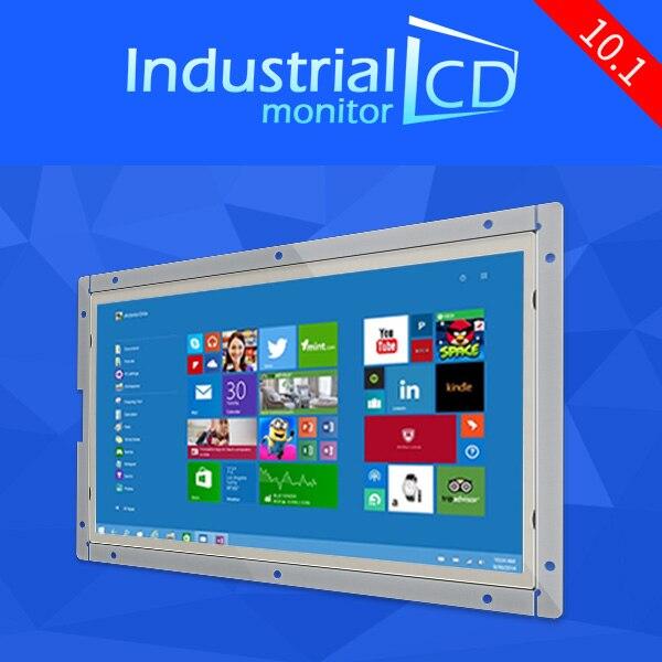 Industrial 10.1 pulgadas marco abierto LCD monitor hdmi interfaz de ...