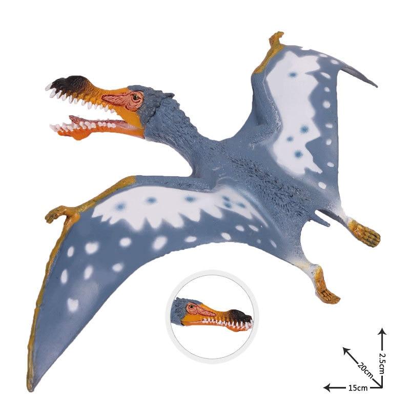 Figuras de Acción y Juguete Jurásico Anhanguera Dragón Dinosaurio - Figuritas de juguete - foto 2