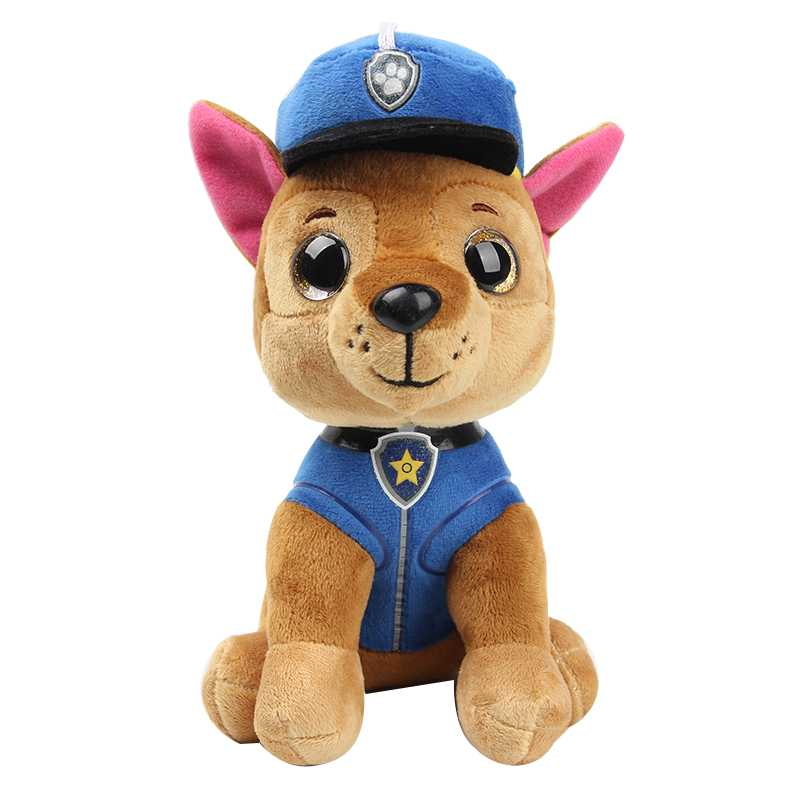 Paw Patrol Dog Puppy Stuffed Plush Doll Skye 6 /setPatrulla Canina Action Figures Figma Anime Figure Toys For Children Best Gift