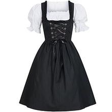 Kaguster Gothic Women Dress New Fashion Front Binding Back Bow Bandage Elegant Streetwear England Style Black vintage party