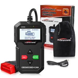 Image 3 - KONNWEI KW590 OBD2 EOBD יכול קוד Reader אבחון סורק אוטומטי סורק רכב אבחון כלי רכב סורק עבור אוטומטי Obd 2 כלים