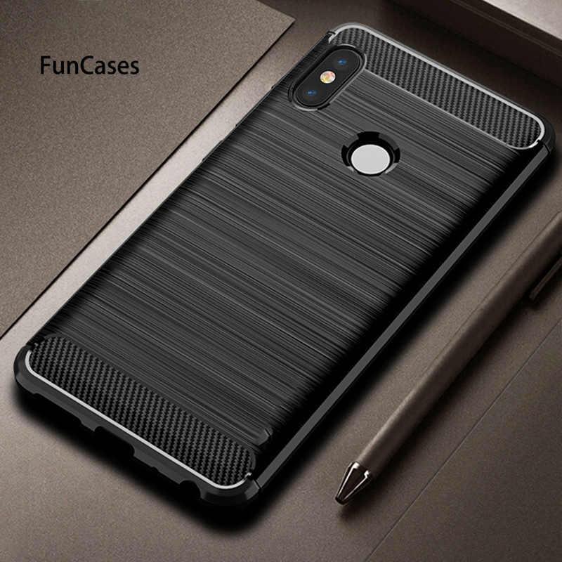 Pocophone F1 Case Red mi 6 Pro A2 Lite obudowa do Xiaomi czerwony mi 6 6A skrzynki pokrywa Xio mi mi czerwony mi S2 Y2 5 Plus 8 6 mi 8 uwaga 5 Pro przypadku