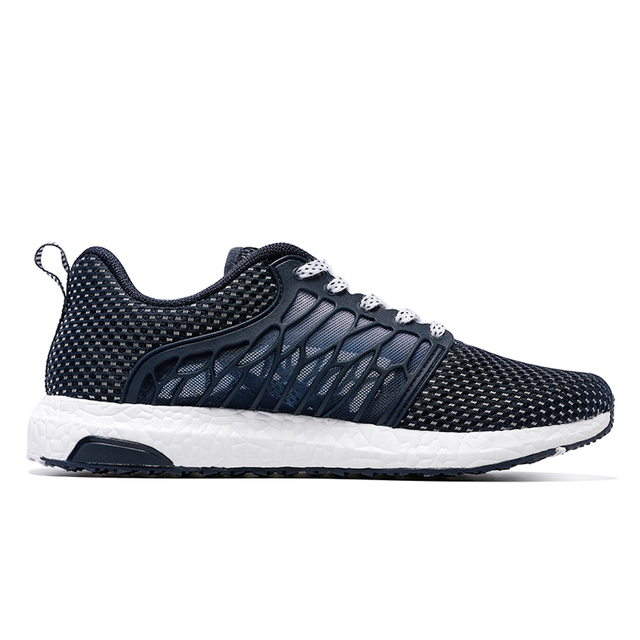 Unisex Running Shoes Breathable Mesh
