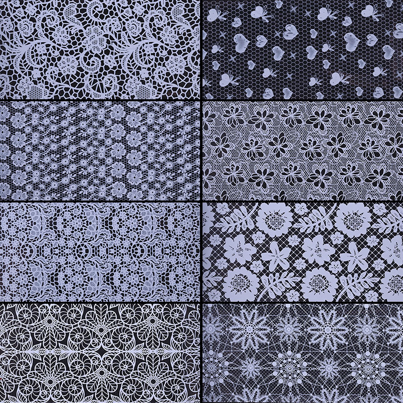 Dollar Nail Art Transfer Foils