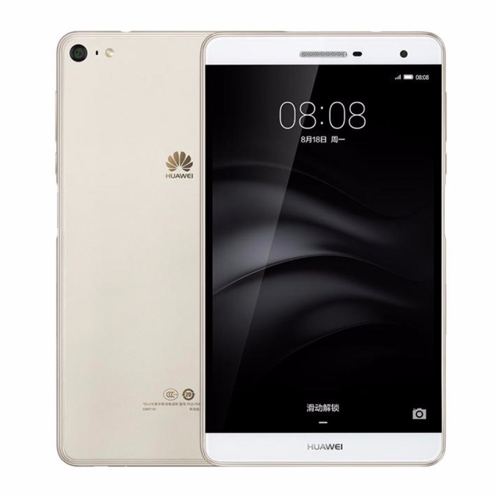 Original Huawei MediaPad M2 Youth Version 7.0 inch 3GB 16GB Android 5.1 Qualcomm Snapdragon 615 Octa Core 4G Tablet PC PLE-703L